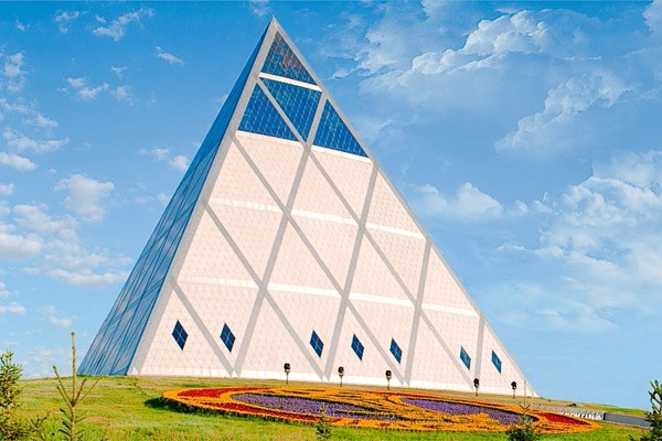 The Pyramid: Palace of Peace and Reconciliation
