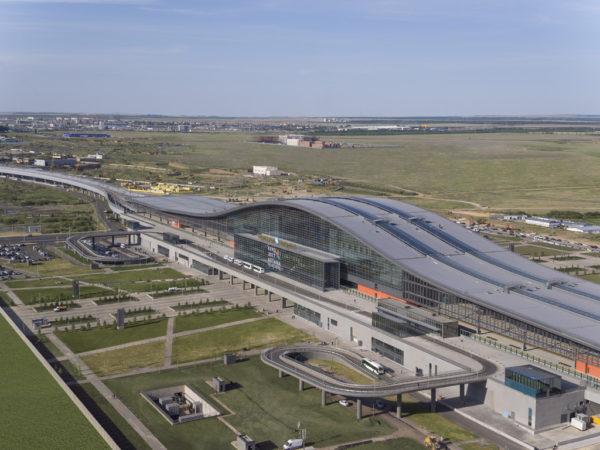 Nur-Sultan Tren İstasyonu