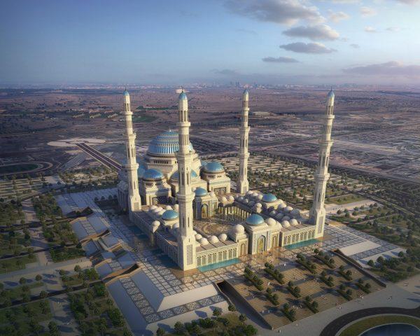 Nur-Sultan Grand Mosque