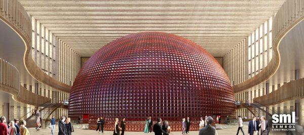 Ataturk Cultural Center