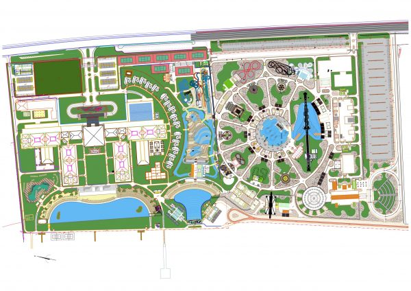 Aktau Theme Park